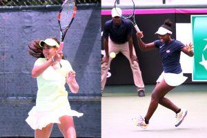 Mella y De Mata avanzan en dobles de Copa Merengue