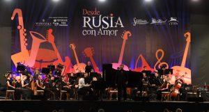 Orquesta rusa del Teatro Mariinsky deleita a los dominicanos