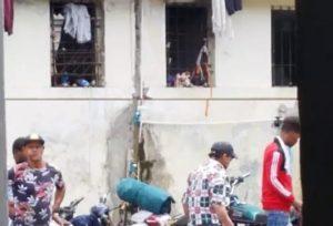 DAJABON: 11 lesionados en incendio en cárcel provocado por reclusos
