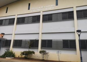 Ministerio de Deportes interviene el Pabellón de Esgrima