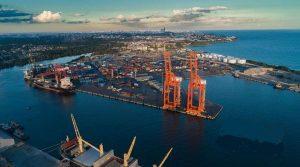 Puerto Río Haina sigue operando para garantizar el abastecimiento