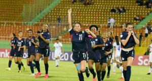 RD ante EEUU por pase a su primer Mundial de Fútbol