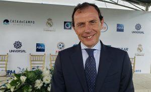 Emilio Butragueño abre nueva escuela del Real Madrid en la RD
