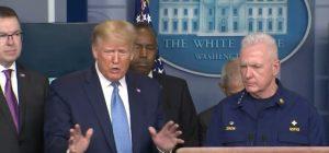 IN EXTENSO: Vea aquí la rueda de prensa de Donald Trump este sábado