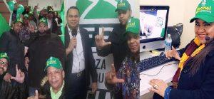 Sector Externo FP-NY inaugura local con estudio TV y un call center