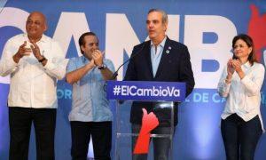 Luis Abinader considera comenzó nueva era en la historia dominicana