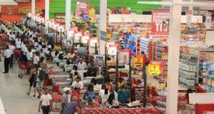 Grandes supermercados RD reiteran está asegurado suministro productos