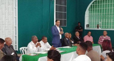 Trajano Santana pide a candidatos PRI contacto directo con los votantes