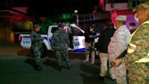 La Policía arrestó a mil 320 personas en quinta noche de toque de queda