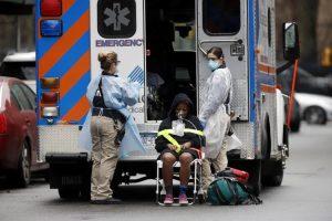 EEUU: Las autoridades confirmaron que ya son más de 2.000 los muertos