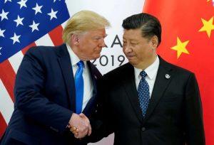 Presidentes EE.UU y China trabajarán juntos para enfrentar el coronavirus