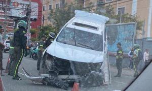 Dos motorizados asesinan hijo del supuesto capo Pascual Cordero