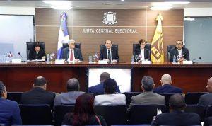 Junta Central Electoral acepta las candidaturas de diputados exterior
