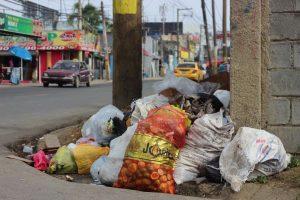 La basura es un dolor de cabeza en Santo Domingo Norte
