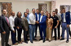 SAN CRISTOBAL: País Posible respalda a Benny Metz hacia la senaduría