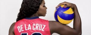 "Bethania de la Cruz, primera ""reina del caribe"" que vuelve al país"
