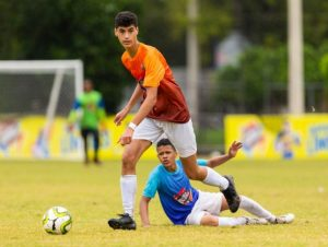 ANIJA e Iberia a final de la Copa Nacional de Fútbol del Cibao