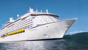 R. Dom. prohíbe desembarco de otro crucero por sospecha coronavirus