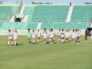 EEUU le quita sueño al fútbol de RD en ir a un mundial femenino