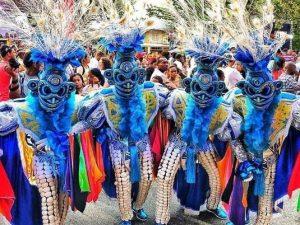 PUERTO PLATA: Más de 40 delegaciones hoy en desfile final del carnaval