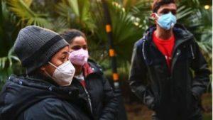 UCRANIA: Abandonan centro médico dominicanos estaban en cuarentena