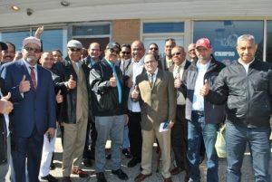 FILADELFIA: Juramentan un frente agropecuario con Luis Abinader