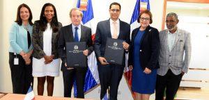 Francia dona un millón y medio de euros para ordenamiento La Sierra