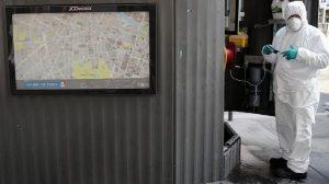 FRANCIA: París se convierte en el foco del coronavirus