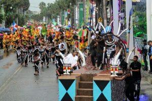 Alcaldía del DN anuncia ganadores Carnaval Santo Domingo 2020