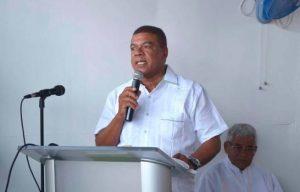 Gervasio de la Rosa pide subsidio especial para choferes de Santiago