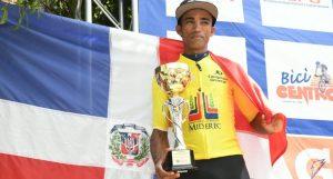 Ismael Sánchez gran campeón de la Vuelta Ciclista Independencia