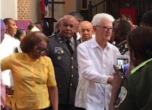 PERAVIA: General Pacheco encabeza actos celebración 84 aniversario PN
