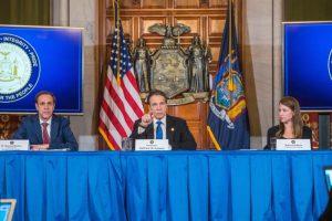 Nueva York impone cuarentena en el norte del municipio de New Rochelle