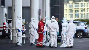 ITALIA: Registran nuevo máximo de 793 muertes en un día; total es 4.825
