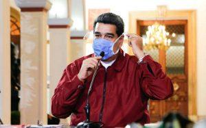 """VENEZUELA: Maduro ordena una """"cuarentena total"""" para frenar coronavirus"""
