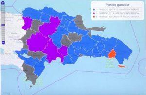 Resultados elecciones cambian mapa político; oposición gana buena parte