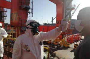 Aseguran operaciones marítimas de carga se desarrollan con normalidad