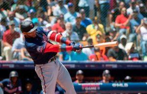 Mellizos doblegan a los Tigres en juego de pretemporada en Santo Domingo