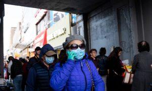 En cuarentena mil personas en Nueva York por sospecha de coronavirus