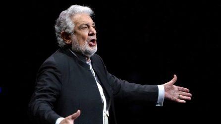Cantante español Plácido Domingo dio positivo en prueba coronavirus
