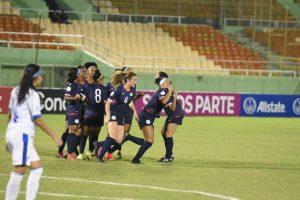 Dominicana derrota El Salvador en Premundial Femenino de Fútbol