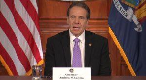 Gobernador NY ordena cuarentena obligatoria e indefinida por COVID-19