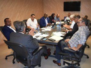 Celebran reunión con federaciones deportivas asistirán a JJOO