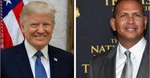 Donald Trump pide asesoría en COVID19 al expelotero dominicano A-Rod