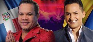 El Torito y Jorge Celedon el 13 de marzo en el United Palace