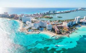 Cancún, en México, es quinto destino más visitado en América