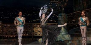 Noche Azul con Estrellas de la Danza Mundial en el Teatro Nacional