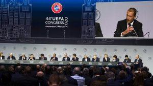 UEFA confía COVID-19 no obligue a suspender la Eurocopa 2020