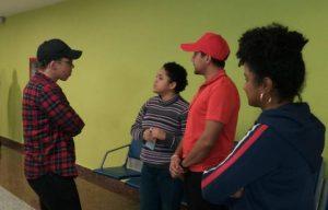 Llegan a RD estudiantes estudiantes dominicanos evacuados de China
