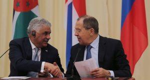 Rusia y R.Dominicana se felicitan por 75 aniversario de relaciones